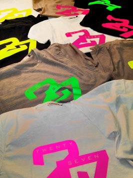 t-shirt TwentySeven