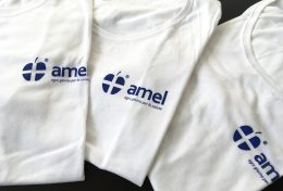 T-shirt personalizzate per Amel Medical